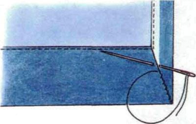 Как сшить шторы с подкладкой своими руками мастер класс 78