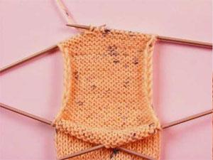 как связать носки ребенку на спицах - Выкройки одежды для детей...