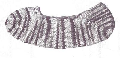 Всё, что нужно знать о вязании носков. Пошаговая инструкция для вязания носка - подследника. Три модели.