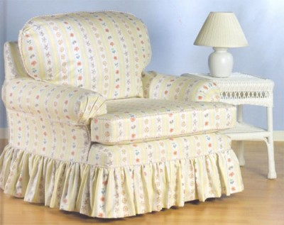 Как сшить красивые и удобные чехлы на мебель. Несколько слов о том, как обновить мебель..
