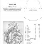 Часть 5. Бискорню.  Схемы для вышивки с примерами работ.