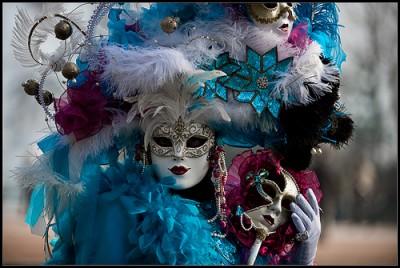 Карнавальные костюмы, маски и грим своими руками для новогодней ночи и карнавала.