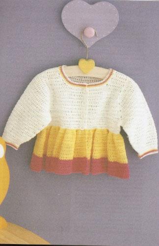Вязание для начинающих на спицах свитера схема