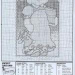 Мишки Тедди по-новому. Схемы для вышивки мишек. Часть 2.