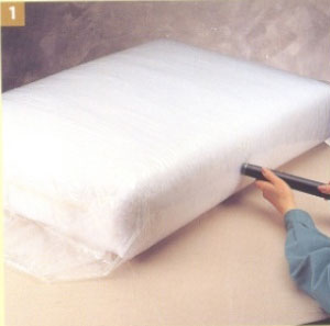 Как сшить красивые и удобные чехлы на мебель. Пошив чехла для подушки-«коробки» в форме буквы «Т».