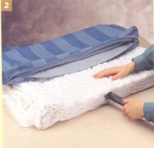 Чехол на подушку сшить своими руками