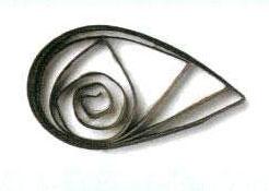 Квиллинг. Основные формы завитков, используемые в квиллинге.