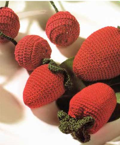 Вязвные ягоды фрукты овощи vishnya yarni