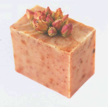 "recipe for soap ""winter rose"""