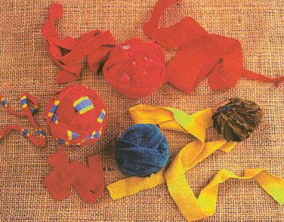 Делаем самостоятельно коврики из лоскутов. Как выбрать материалы.