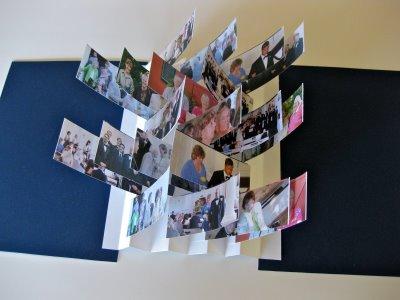 Как сделать pop-up фотоколлаж в подарок.
