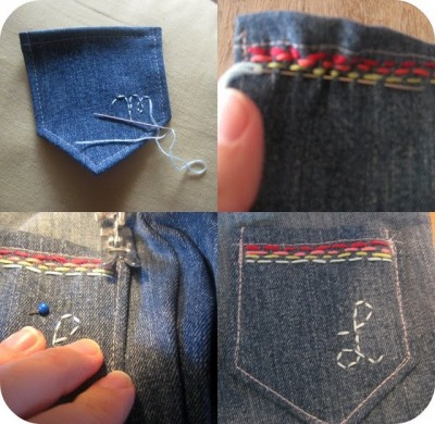 Как самостоятельно сшить ребёнку джинсовые штаны.  Дата: 20.
