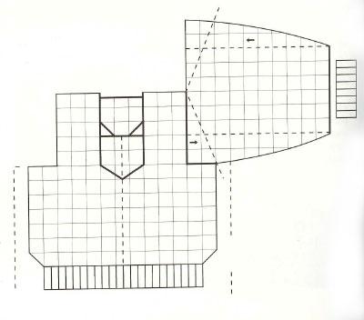 """Новая техника вязания на спицах. Основные  принципы выполнения изделий в технике """"пэчворк""""."""