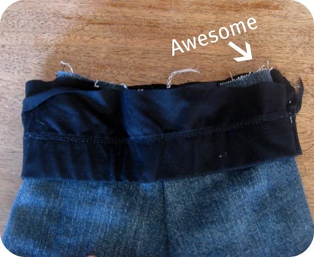 Пояс для джинсов своими руками 26