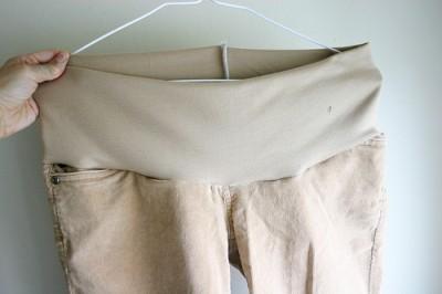 Как переделать любимые джинсы в