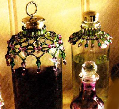 Как декорировать бутылочки своими руками.