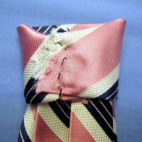 Как сшить галстук для малыша