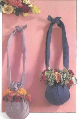Как сделать ароматические шарики для свадебной церемонии.