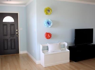 Цветы из салфеток - лучший декор для вашего дома. Рукоделие с<br><br>детьми.