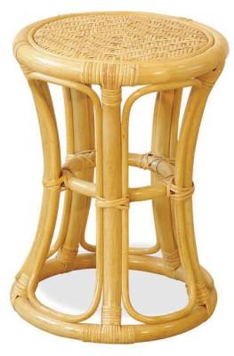 Плетеная мебель. Как плести табурет.