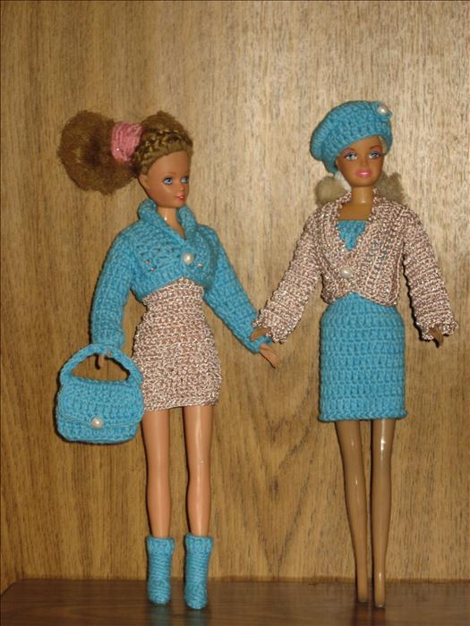 Одежда для Барби от Ирины