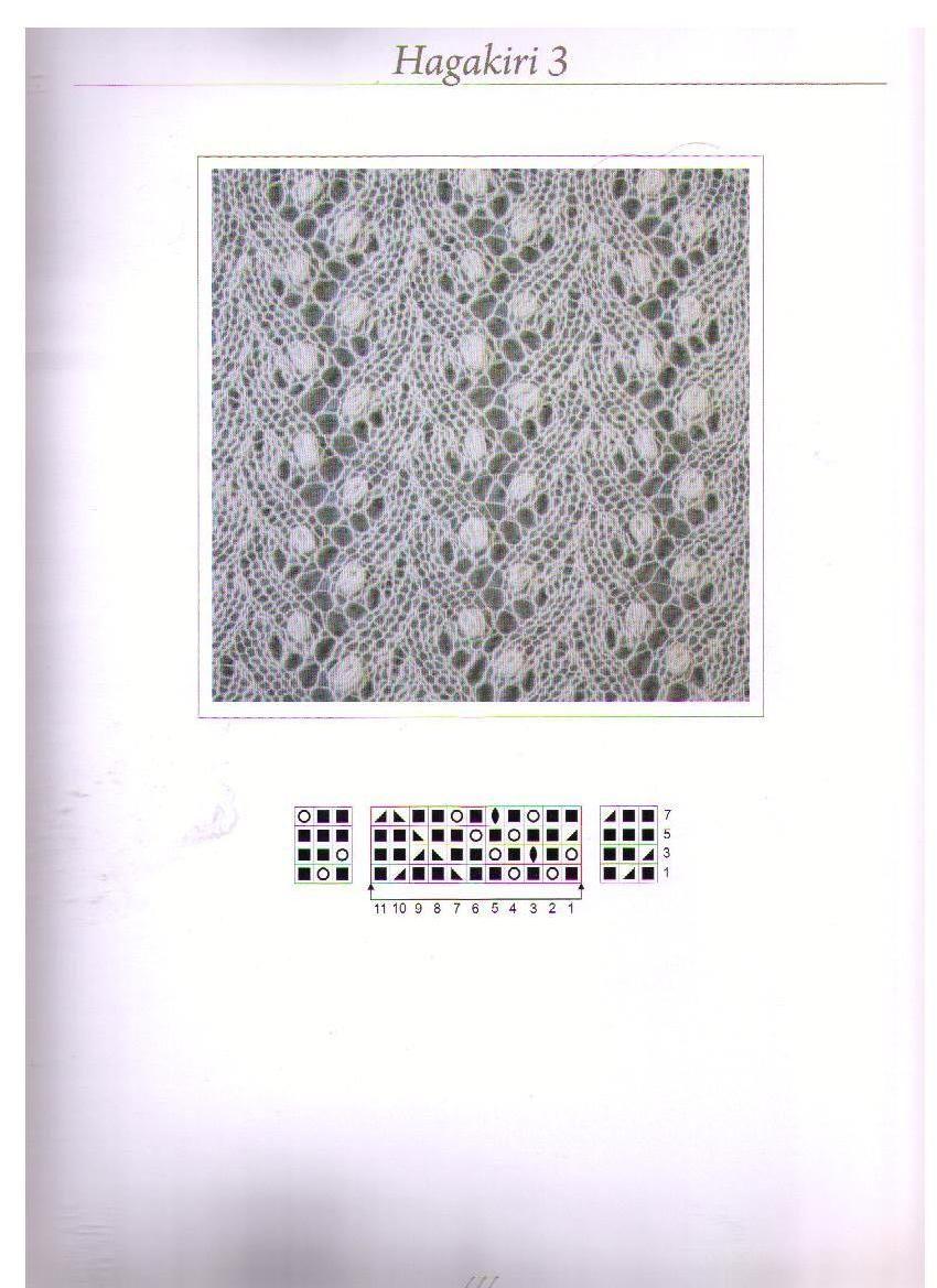爱沙尼亚针织披肩 - maomao - 我随心动