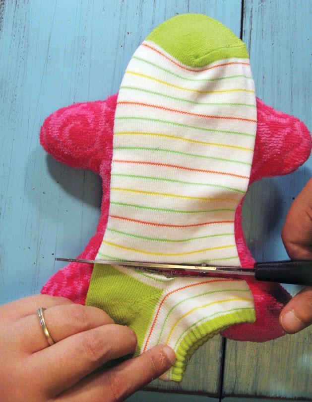 Как сшить текстильную куклу своими