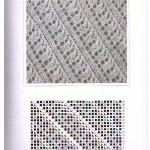 Схемы для вязания эстонских шалей. Часть 2.
