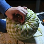 Как украсить кухню handmade овощами.