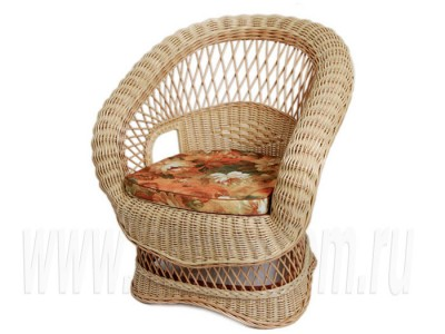 Плетеная мебель. Сырье и материалы.