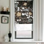 Как решить вопрос с занавесками для маленького окна.