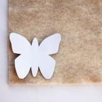 Как обновить старые подушки. Романтичные бабочки.