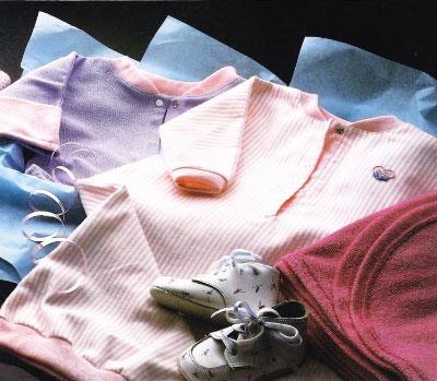 Сшить одежду новорожденному своими руками