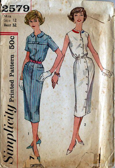 Мода на платья от 20х годов прошлого