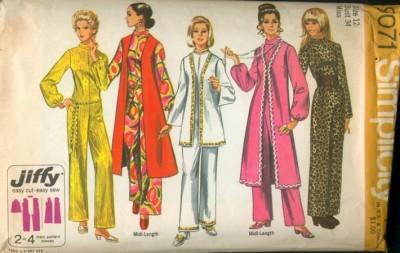 Мода на платья от 20х годов прошлого века до наших дней.