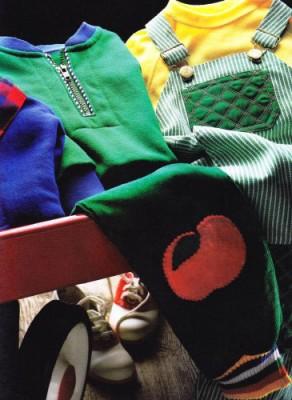 Шьём детям. Как сделать детские вещи более долговечными. Заплатки и накладные карманы.