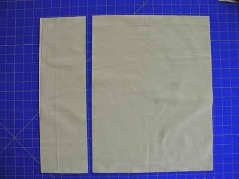 Подушка валиком своими руками