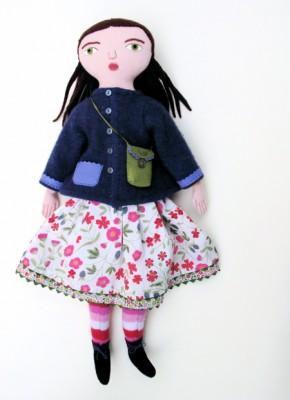 Куклы МиМи, фотоурок по шитью кукол - примитивов.