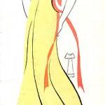 Женская одежда, созданная в 1976 году.