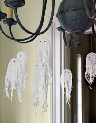 Самые добрые в мире привидения ручной работы.
