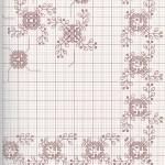 Вышивка ассизи. Схемы для вышивания. Часть 3.