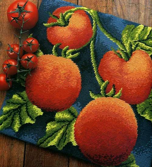 овощи: морковь, перец,