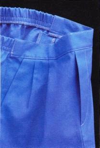 Шьём детям и взрослым. Как шить юбки и брюки, оформление пояса.