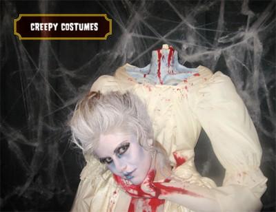 Шедевральный костюм к Хэллоуину. Мария Антуанетта во всей красе.