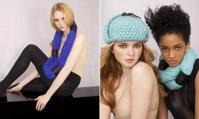 Быть стильной? Легко! Необычный шарф, который не надо вязать.