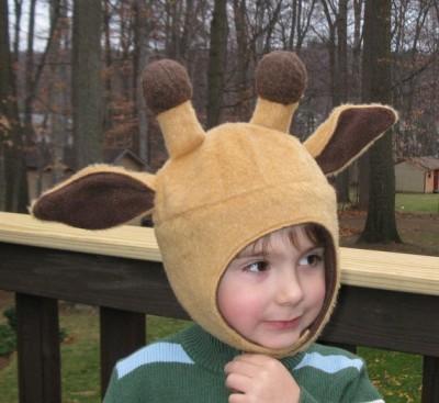 Вдохновение. Детские шапочки.
