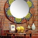 Мозаика своими руками. Как декорировать фоторамку, зеркало.