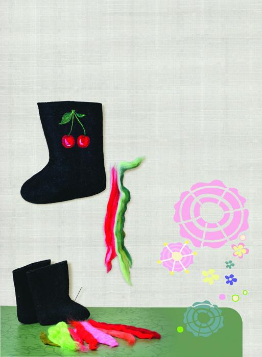 Модели вязанных шапочек на осень