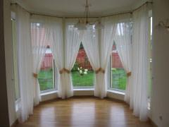 Шторы. Как правильно и легко сшить любые шторы самой – классические, римские, с ламбрекеном, с подкладкой, занавески из бусин.