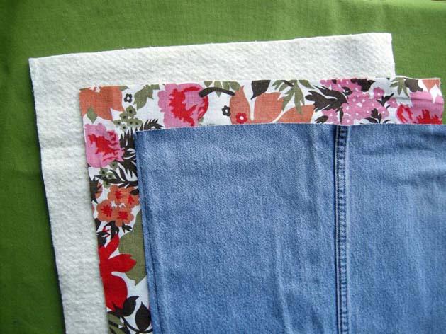 Что можно сделать своими руками из джинса